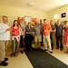 UK - Oxon - Nuneham Coutenay - Harcourt Arboretum - Exhibition launch by Darrell Godliman