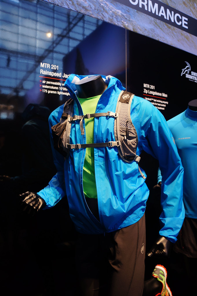 Mammut Rainspeed Jacket