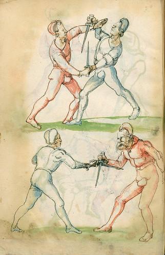 012-Fechtbuch-1520-Staatsbibliothek zu Berlin