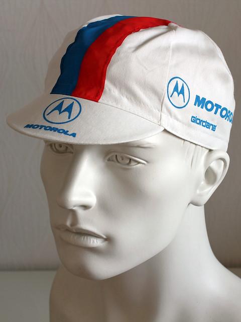 Team Motorola Cycling Cap