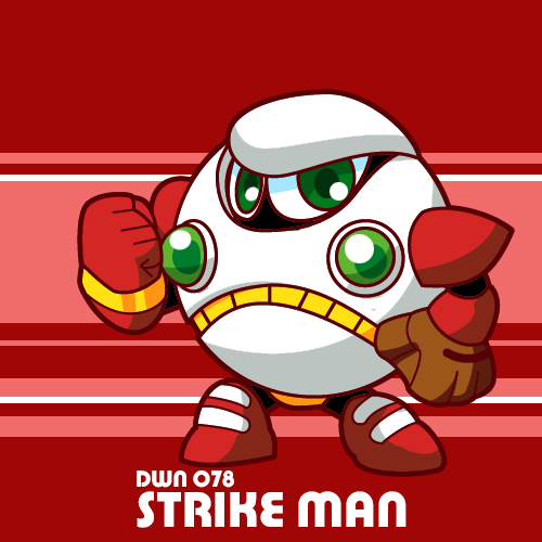Strike Man