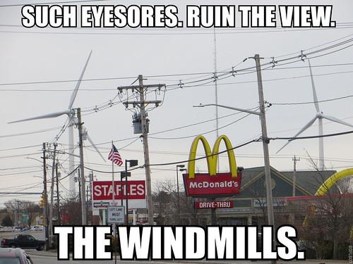 wind turbine meme