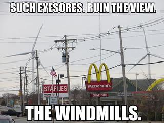 Fairhaven Windmills
