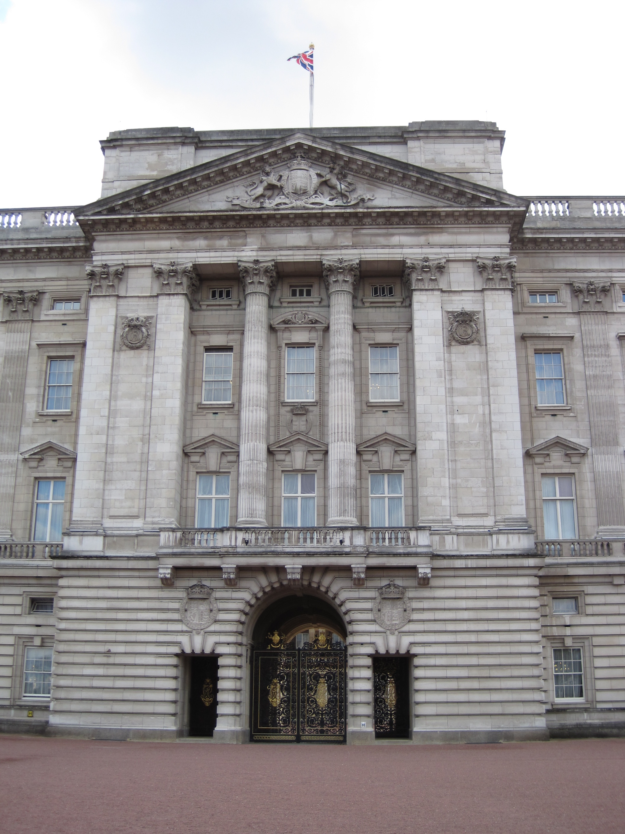 London Places: Buckingham Palace