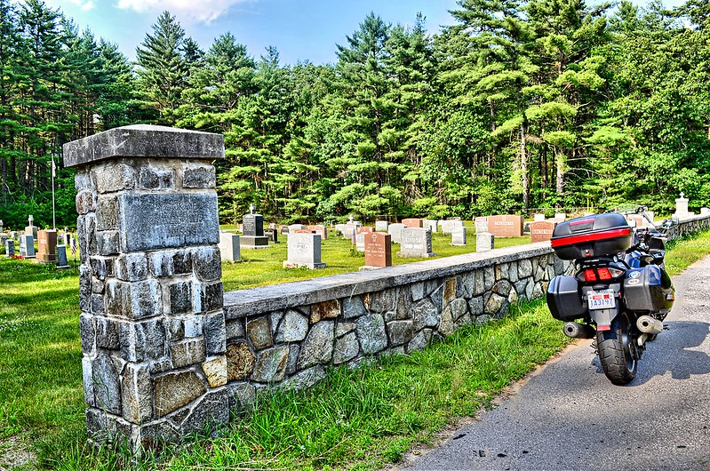 Russian Cemetery - Westford MA
