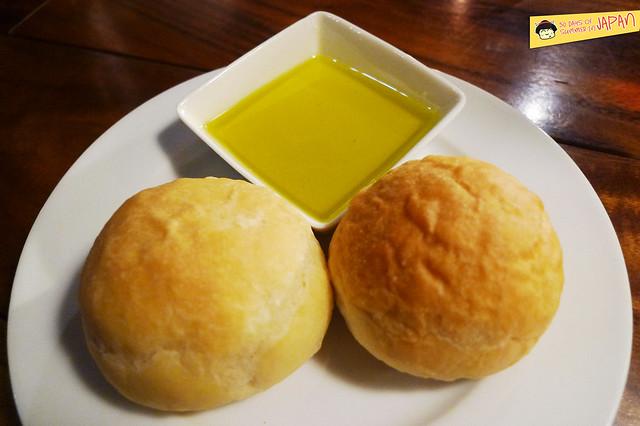 kitchen tachikichi - hot dinner roll