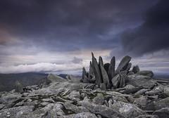 'Cracked' - Glyderau, Snowdonia
