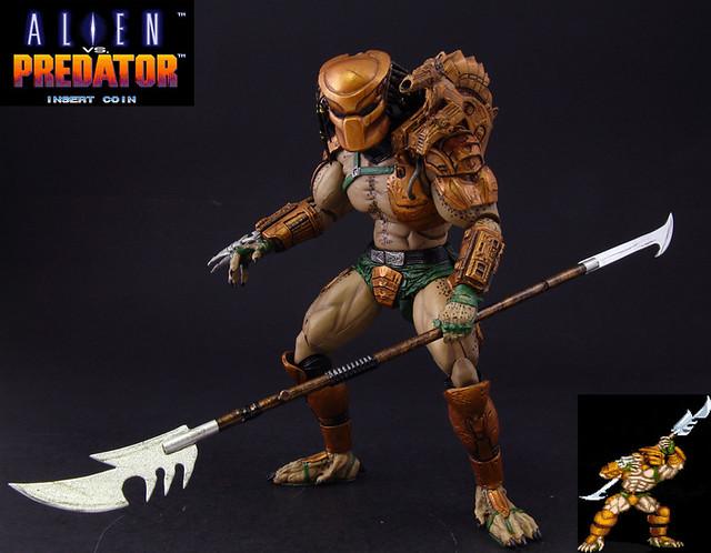 Alien vs Predator Figura
