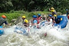 Phuket Rafting Tour at Phang Nga