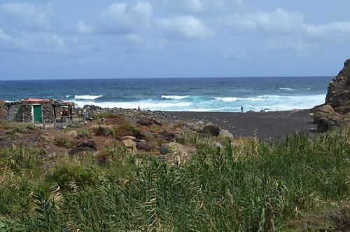 Tamadite Beach, Anaga Mountains