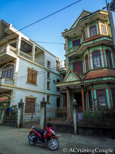 Vu Ban Vietnam Architecture