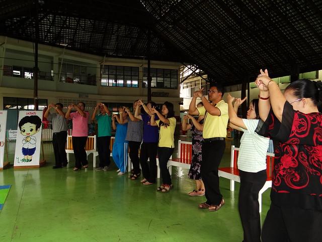 ฝ่ายการศึกษาเชียงใหม่จัดฝึกอบรมผู้นำยุวธรรมทูตเชียงราย