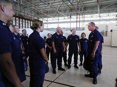 MCPOCG Leavitt visits Sector Corpus Christi - 1