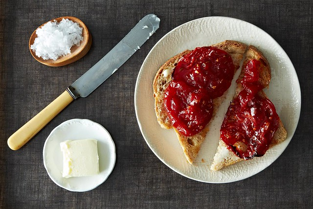 Roasted Tomato Jam from Food52