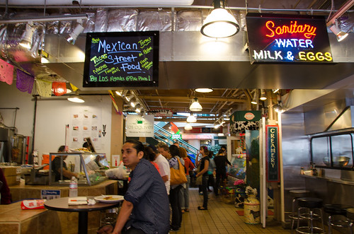 Places to eat in Seattle - Shops within Pike Place Market