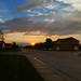 Suburban Sunset by Roadsidepictures