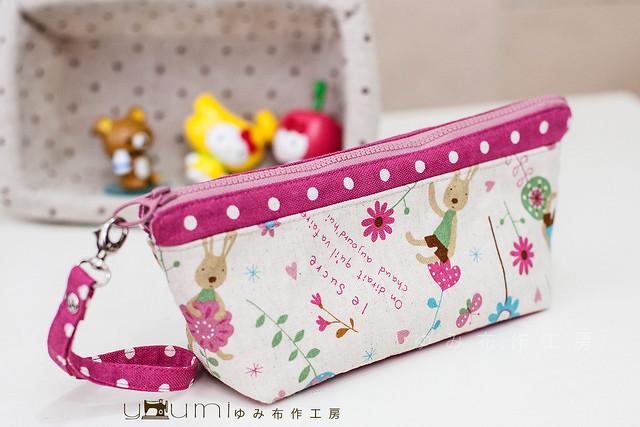 兔子筆袋3