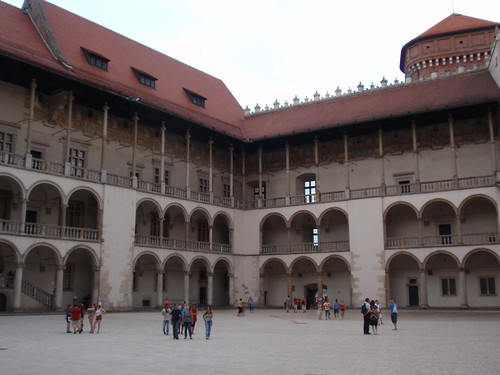 Rebuild of Wawel Castle