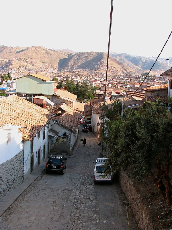 Cusco Streetview