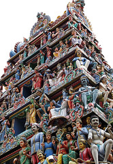 Sri Mariamman Temple - China Town