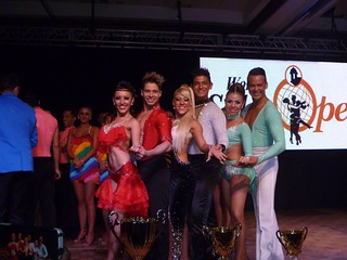 David and Paulina - 2013 Puerto Rico World Salsa Open