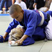 <p>Kids doing their thing in a young BJJ class</p>