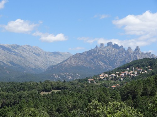Monte Incudine