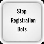 Stop Registration Bots