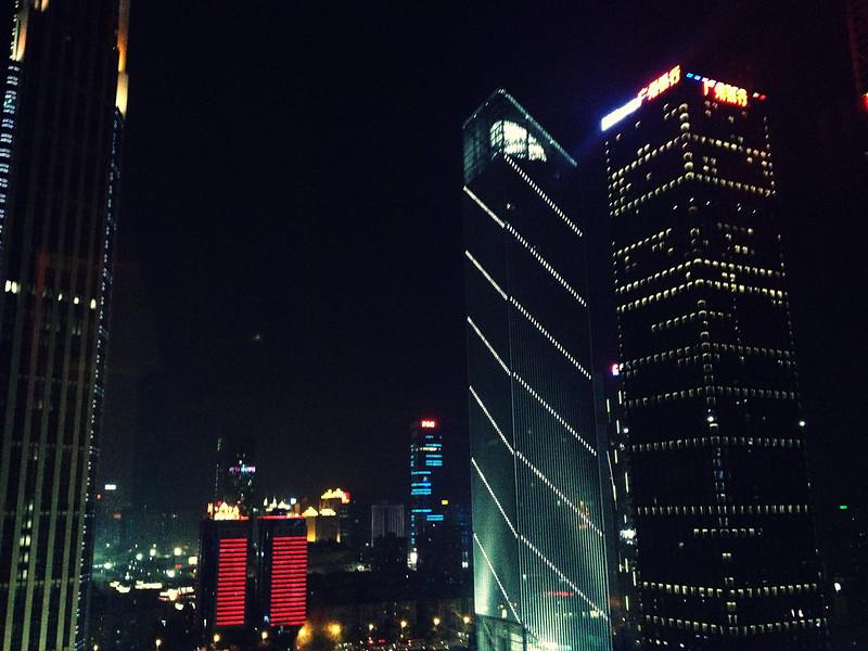 China October 2013