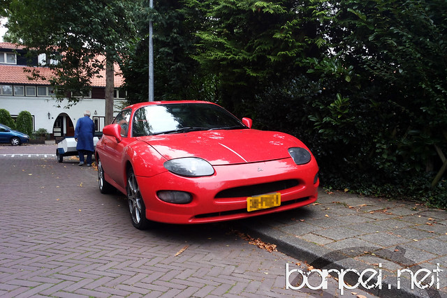 Down on the Street: Mitsubishi FTO