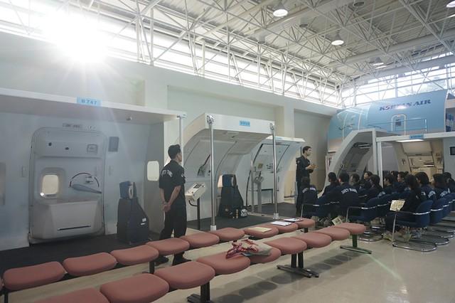 Korean Air Building - Korea - Aviation Facility Tour - asian on air blogger-033