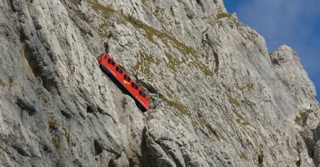 Pozvánka na přednášku Švýcarsko - křížem krážem železničním rájem