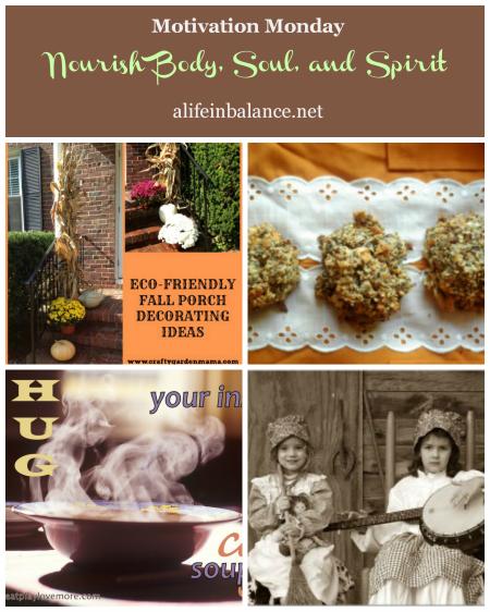 Nourish Body, Soul, and Spirit