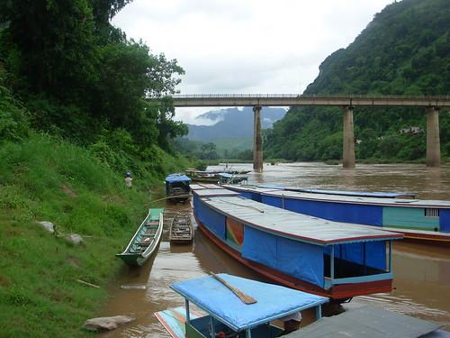 Nong Khiaw-Ngoi-bateau (4)