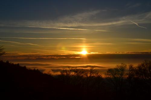 sunrise day pwpartlycloudy