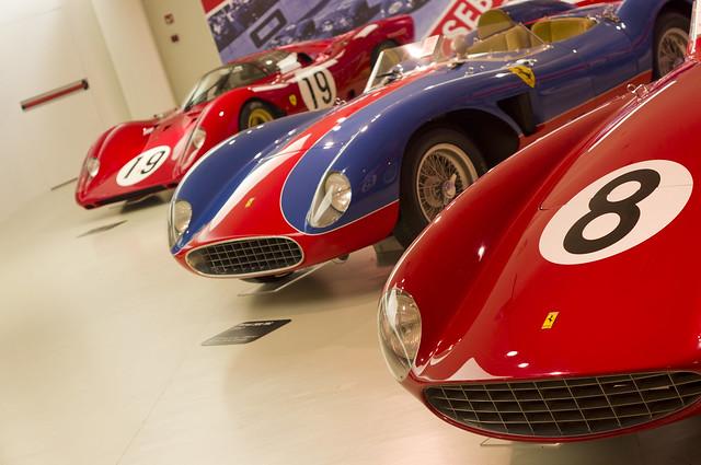 Ferrari classic cars