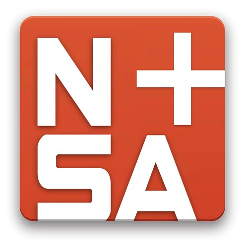 NSA PLUS ICON by WilliamBanzai7/Colonel Flick