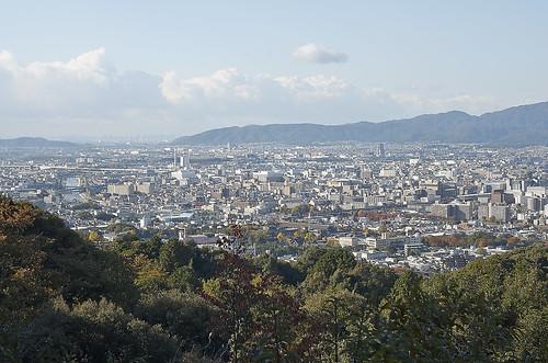 【写真】2013 紅葉 : 将軍塚大日堂/2020-07-26/IMGP3330
