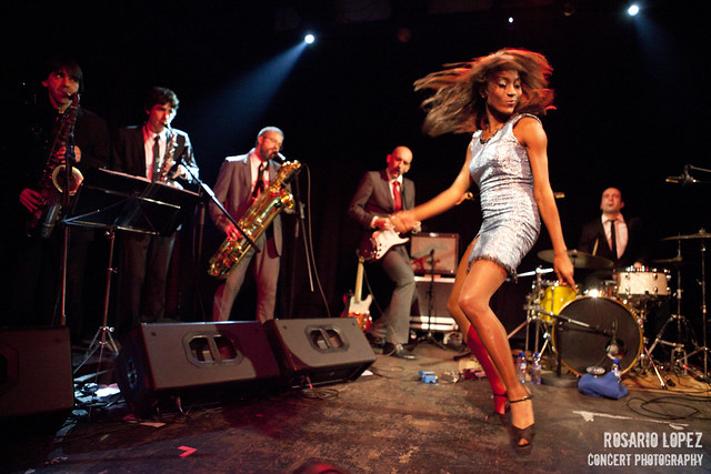 The Excitements - Music Hall