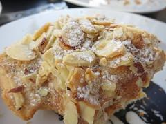 meal, breakfast, baking, apple crisp, baked goods, food, dish, dessert, cuisine,