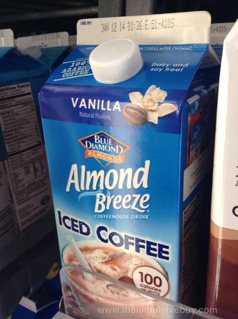 Coffee Almond Angel Food Cake