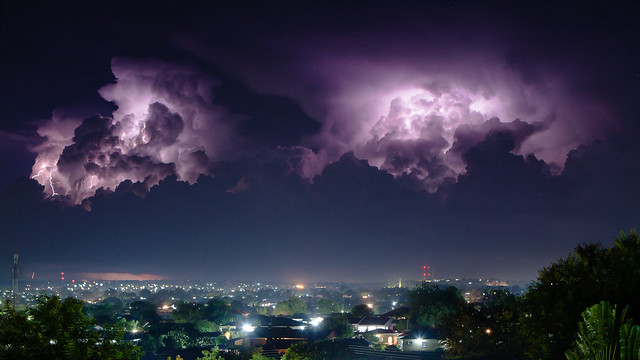 Lightning over Lilongwe [EXPLORE!]