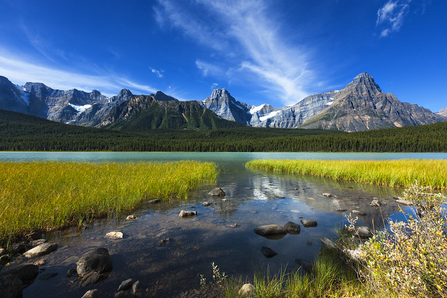 A Few Steps Away - Banff National Park