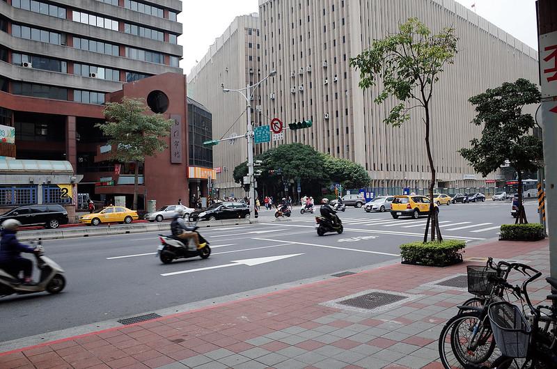 2013.12.10 台北街頭