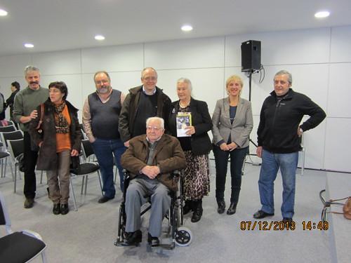 Joxe Iturria: Memorias de la guerra