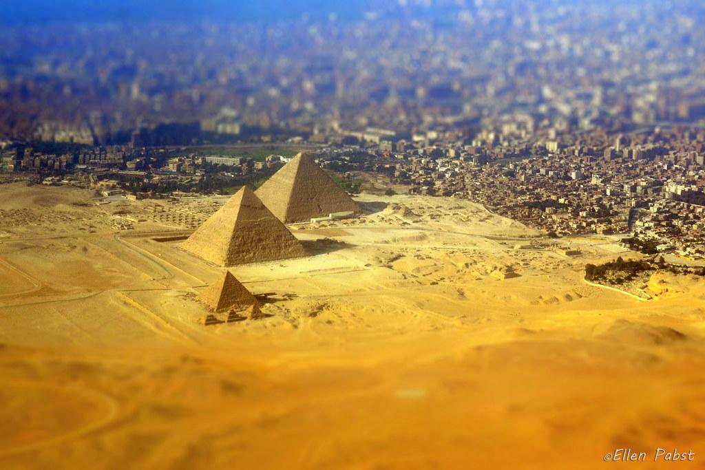 Tiny pyramids