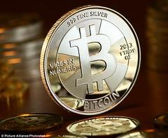 Bitcoin 1oz silver