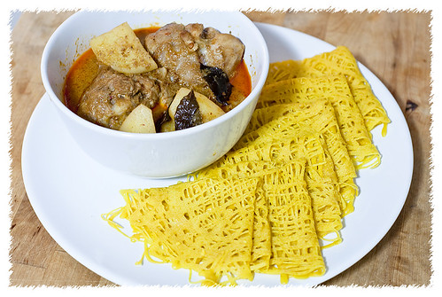 Roti Jala and Malaysian Curry Chicken | PS I Love To Cook | PS I Love ...