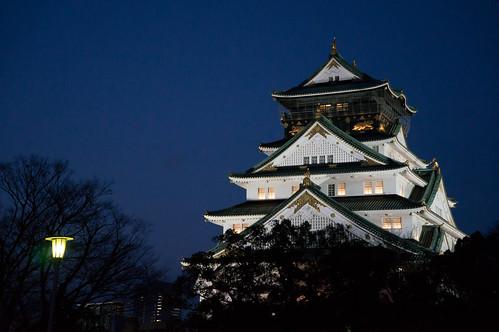 Osaka Castle Memories (3)