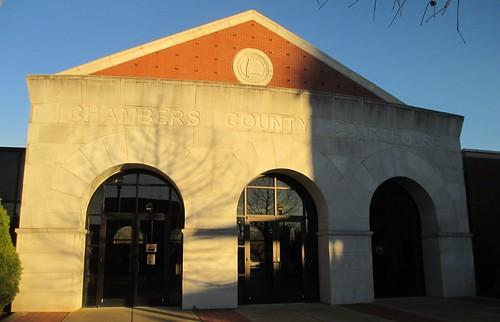 Chambers County Courthouse Addition (LaFayette, Alabama)